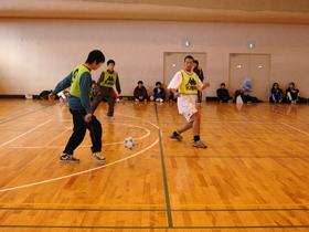キャンパスライフ 研究室対抗球技大会 フットサル大会