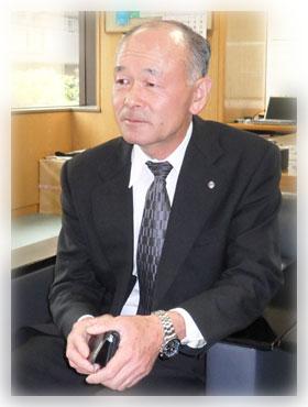 卒業生からのメッセージ3 遠藤敏雄さん