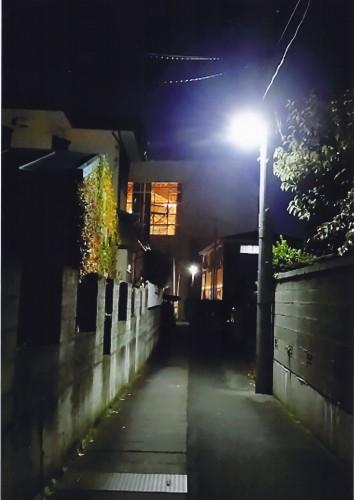 歩いて帰ろう(Mさん,山形県)