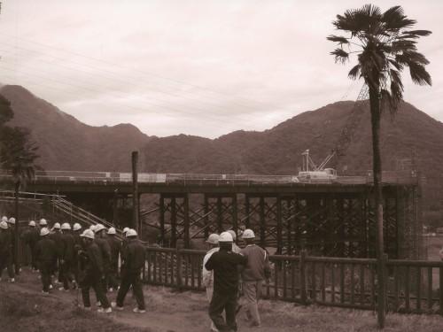 架橋 (松﨑 由祐,熊本県立天草工業高等学校1年)