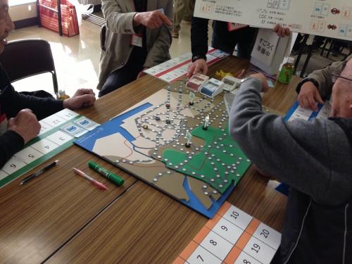 多賀城市でのワークショップ